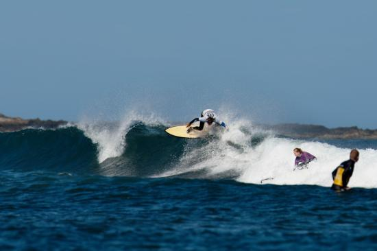 Corralejo Surf School - 1 Day Lesson: floater