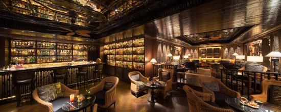 Mandarin Oriental, Bangkok: Bamboo Bar A
