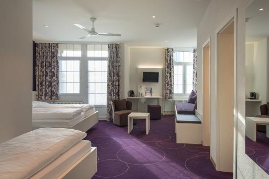 City Swiss Q Hotel Oberland: Guest Room