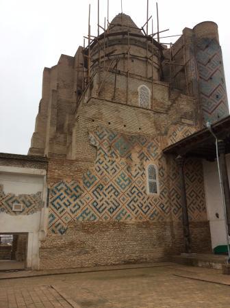 Shakhrisabz, Uzbequistão: Дорус-Сиадат