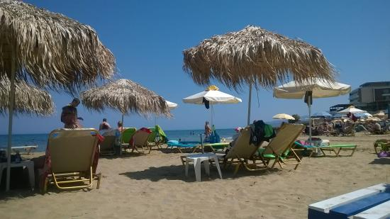 Stalis Beach : Beach