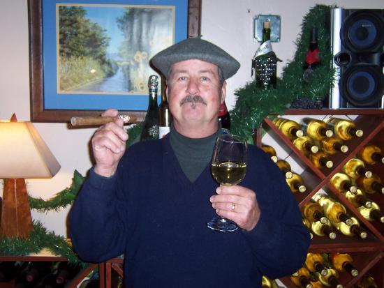 Corrales, Nuevo Mexico: Al indulging