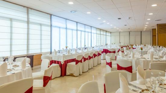 Hotel Oroel - Comedor Banquetes