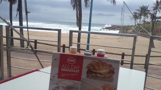 Wimpy Margate Beach