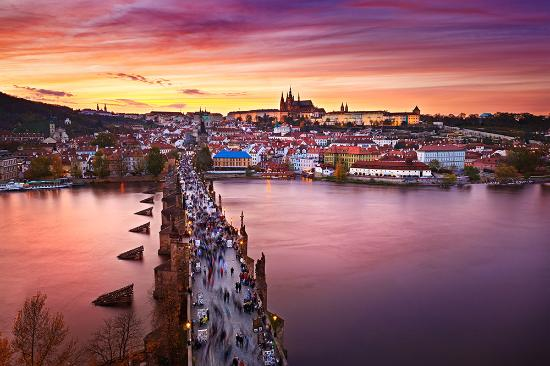 Charles Bridge, Prague (168549776)
