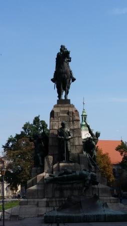 Krakow Tour Guide Christopher: Grunwald