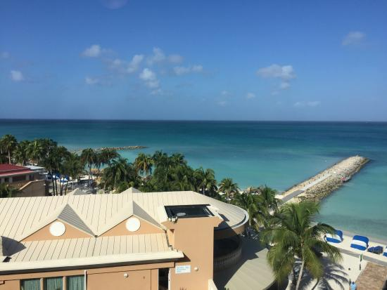 Divi Aruba Phoenix Beach Resort: View from the 6th floor, building 8