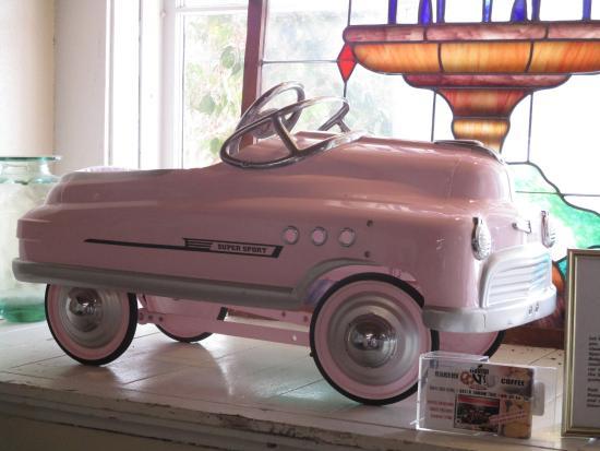 Sarasota Classic Car Museum : display