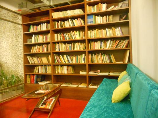 Entre Libros Hotel & Hostel: Hostel