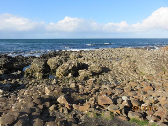 Nordirland, UK: Chaussée des Géants