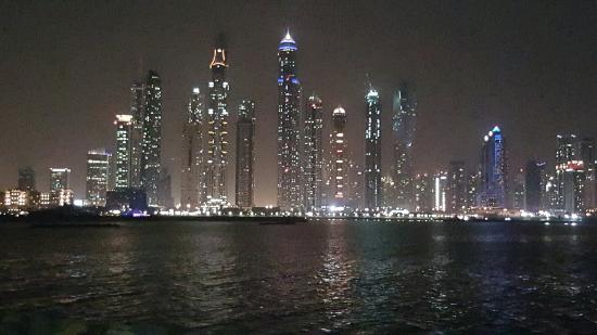 One&Only The Palm Dubai: View across the water.