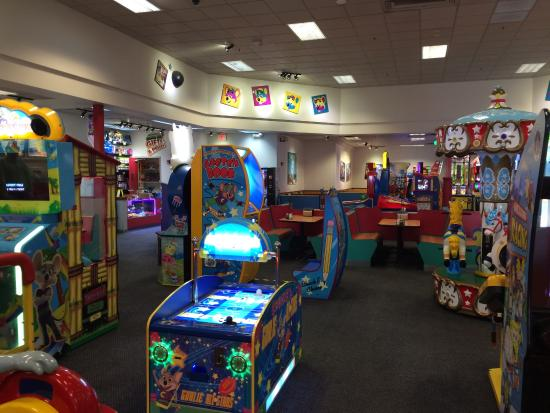 chuck e cheese in dover picture of chuck e cheese s dover