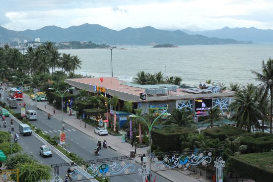 Nha Trang Lodge: Вид из номера