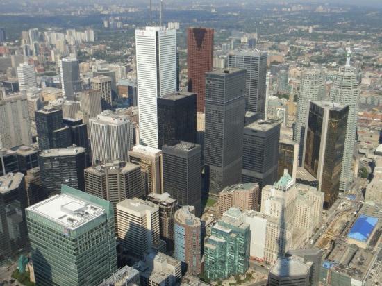 Edge Walk at the CN Tower: photo3.jpg