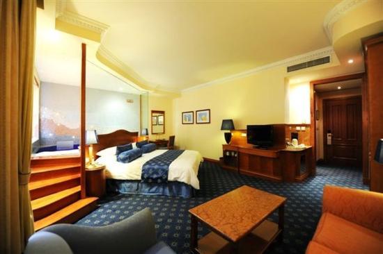 TOP CCL Fortina Spa Resort Sliema_Spa Bedroom