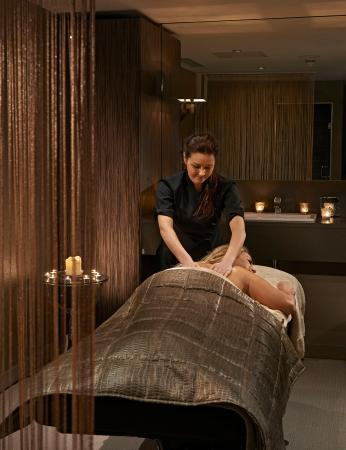 Mottram St. Andrew, UK: Spa Treatments Available