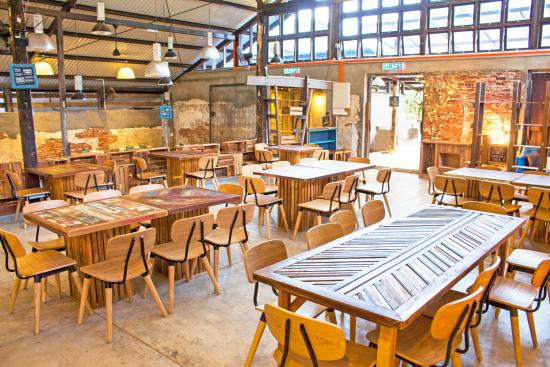 The Granary Kitchen + Bar