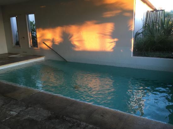 Serena Hotel Punta del Este: Piscina temperada