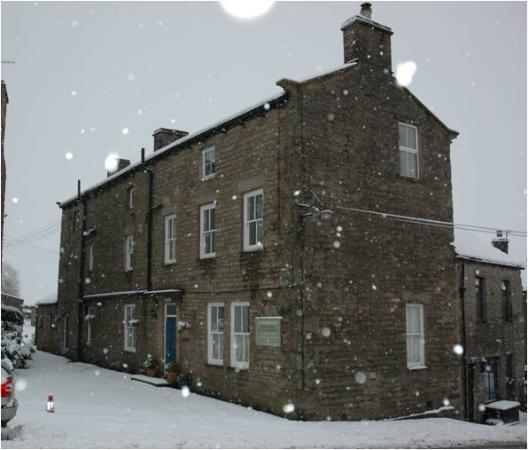Holmedale Bed and Breakfast: Homedale in Winter