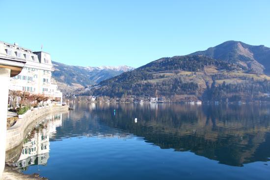 Alpengasthof Paletti: Zell an See
