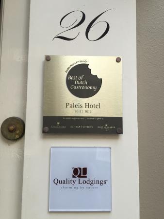 Bilde fra Paleis Hotel