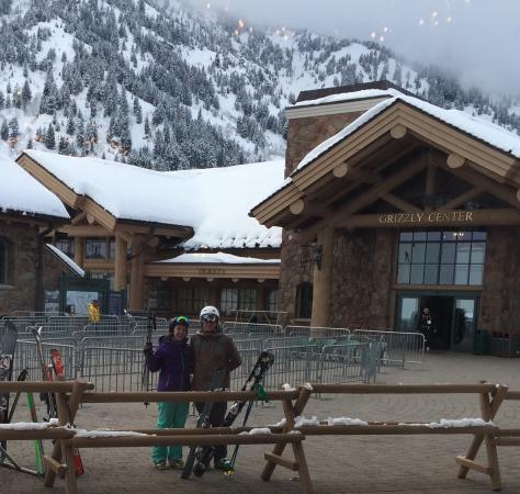 Huntsville, UT: Snowbasin Resort