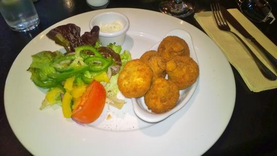 Greystones, Ιρλανδία: Bochellis Restaurant
