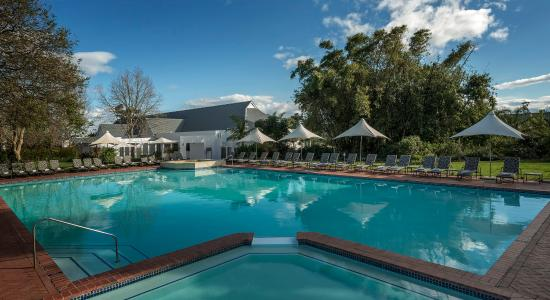 Fancourt: Leisure Centre Outdoor Pool