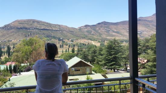 Mountain View Balcony Picture Of Protea Hotel Clarens Clarens