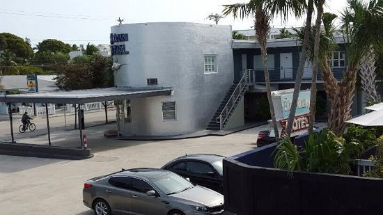 蓝枪鱼汽车旅馆照片