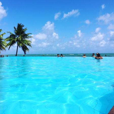 Tivoli Ecoresort Praia do Forte: Recepção sempre espetacular e acolhedora neste paraíso