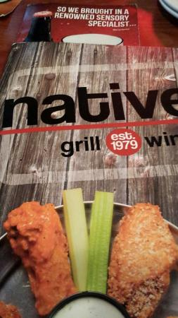 Native Grill & Wings - Ingram Mall