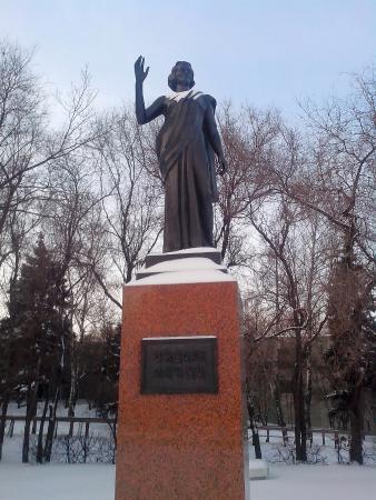Indira Dandi Monument