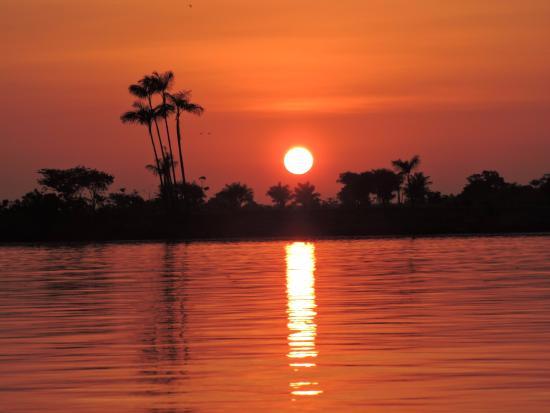 Terra Santa, PA: afluentes do Amazonas