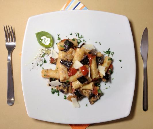 Faiano, Italia: primo piatto