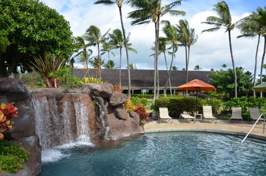 Kauai Coast Resort At The Beachboy Piscina