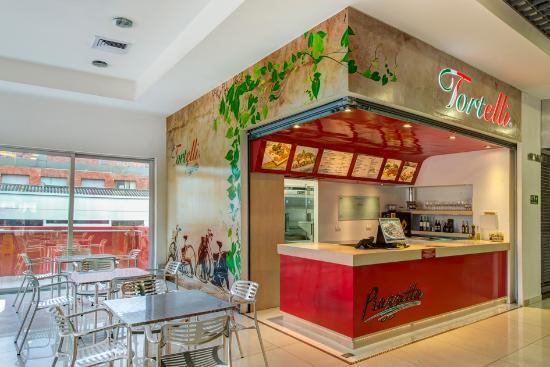 Restaurante Tortelli CC Centenario