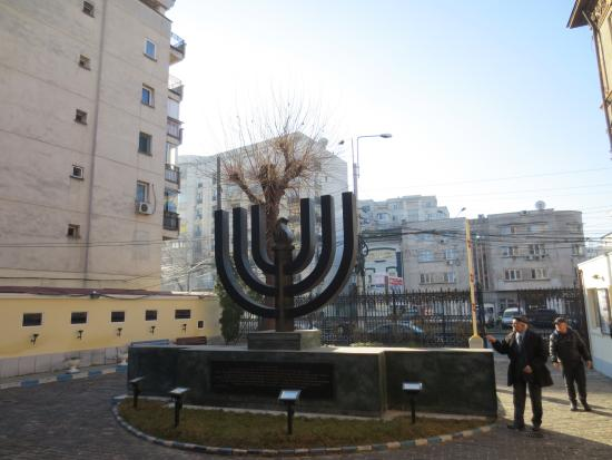 Jewish Tour of Bucharest