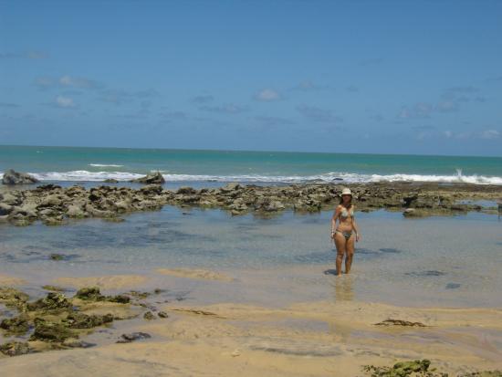 Novo Brasil, GO: Natal - praia de águas quentes e deliciosas