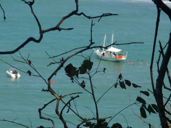 Novo Brasil, GO: Praia do Gegue