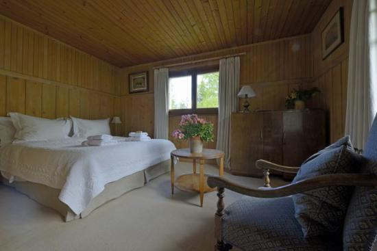 Chalet les Mazots : Bedroom