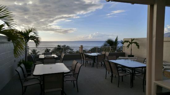 Kamaole Beach Royale Resort, ( #608): View from roof top