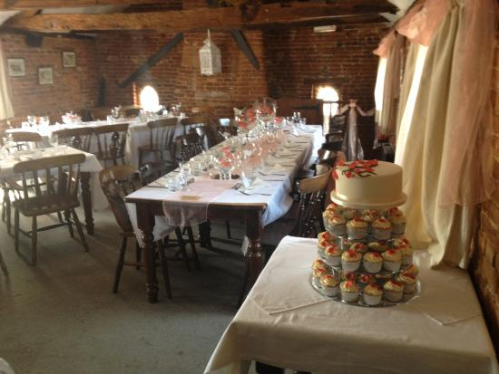 Dereham, UK: Wedding receptions!!!