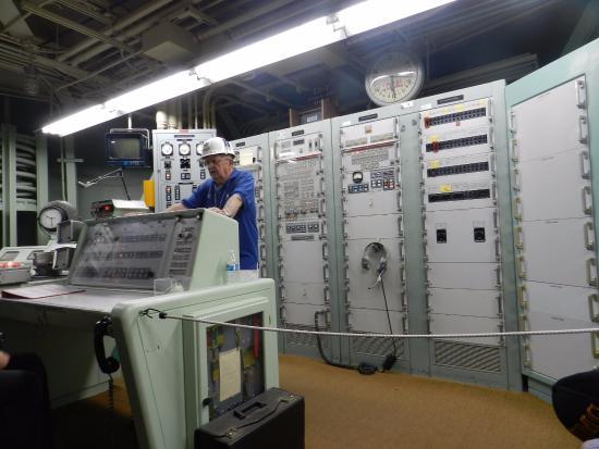 Sahuarita, อาริโซน่า: Ovládací místnost raketového sila