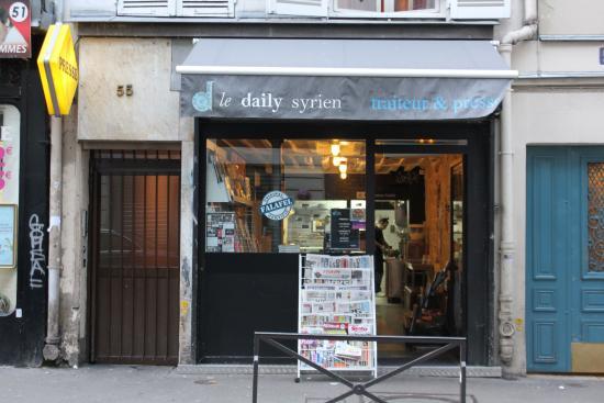 Le daily syrien