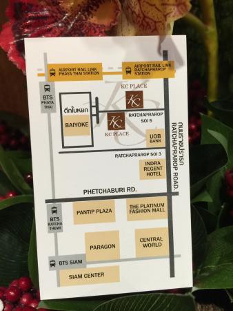KC Place Hotel Pratunam: photo0.jpg