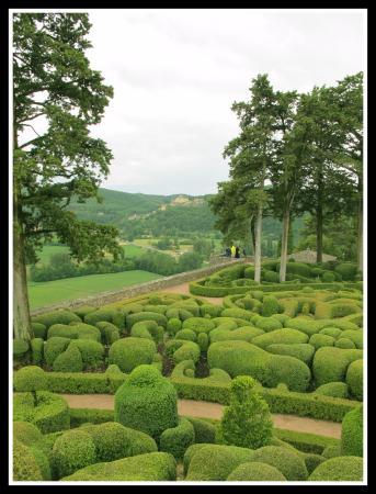 Marqueyssac perigord picture of les jardins de marqueyssac vezac tripadvisor - Les jardins de marqueyssac ...