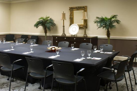 Executive Boardroom-Crowne Plaza Orlando Downtown Hotel