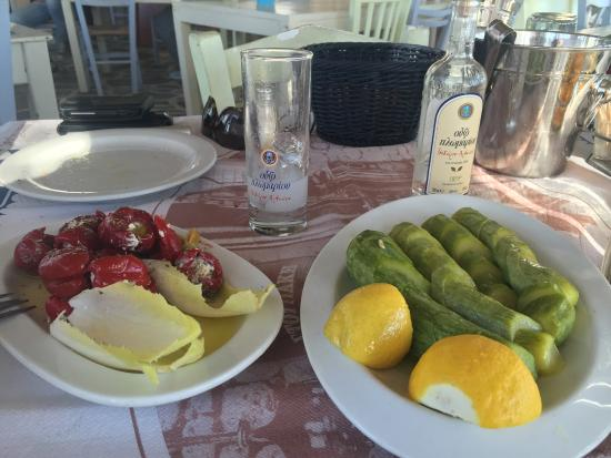 Varkiza, Grécia: Great food