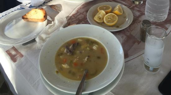 Varkiza, Grécia: Even better food
